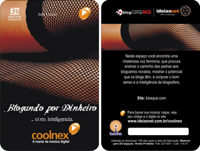 Coolnex Card do Blosque
