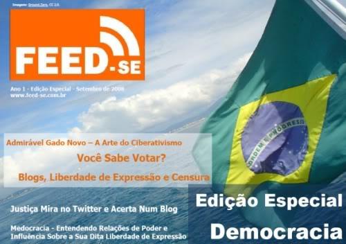 Feed-Se Edição Especial - Democracia