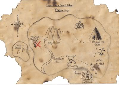 O Mapa Mental do Tesouro