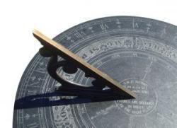 Relógio Solar - Mudança de Rumo