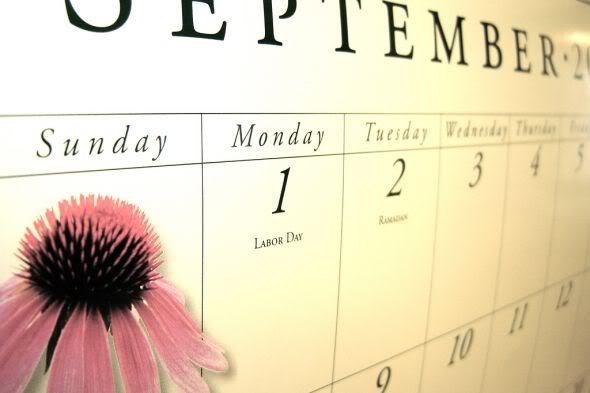 5 Coisas Para Fazer Com Seu Blog Em Setembro