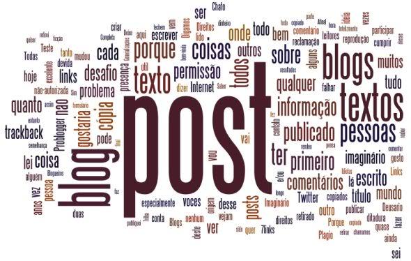 Blosque - 4 Anos, 400 Posts