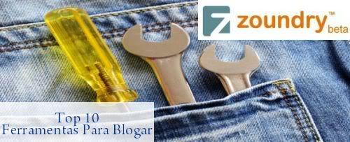 Zoundry - Top 10 Ferramentas Para Blogar